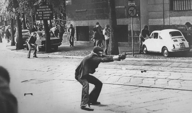 L'anarcoinsurrezionalismo Nel Contesto Geopolitico Internazionale.